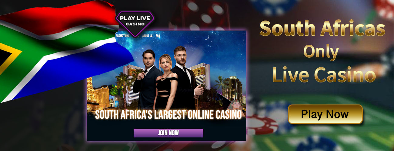 PlayLive Casino Online South Africa