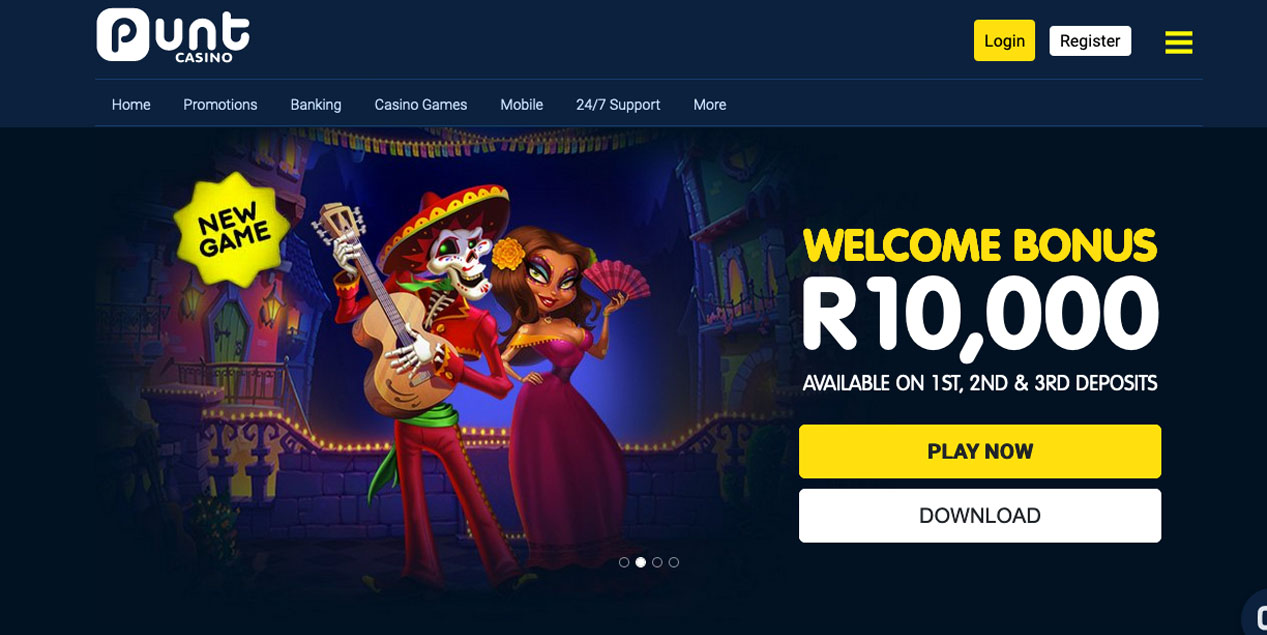 Punt Casino South Africa