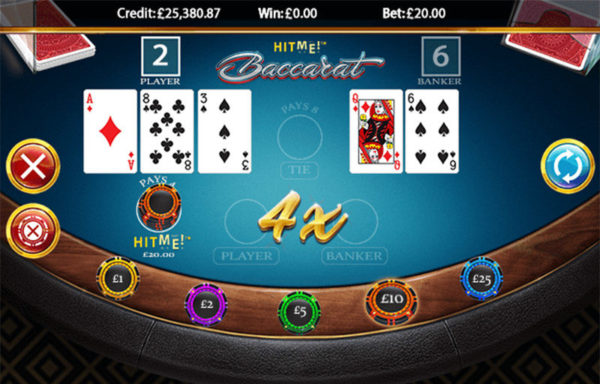 How to Play Baccarat in Online Casinos