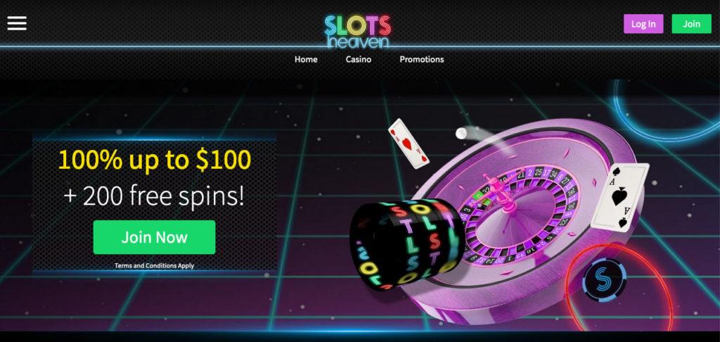 Slots Heaven Casino Online