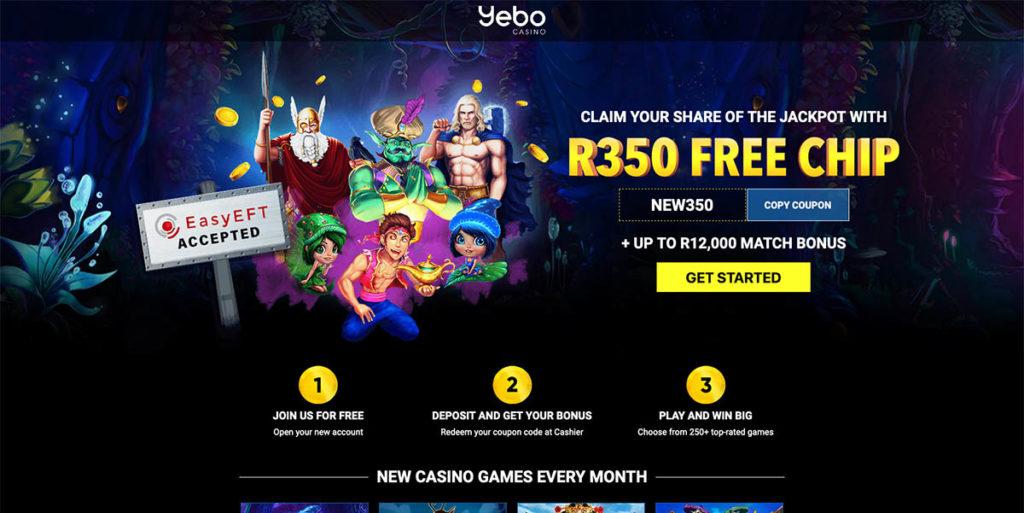 Yebo new