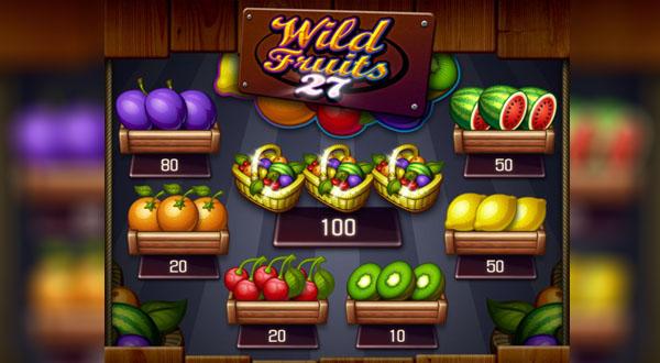 Wild Fruits™