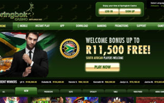 Is Springbok Casino Legal in South Africa?