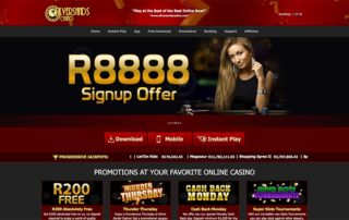 R8888 SilverSands Casino offer